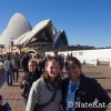 Anu and I at the Opera House